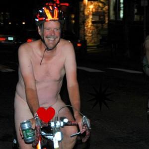Drunk naked guy or catalyst for change?